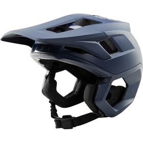 Fox Dropframe Pro Casco Uomo, navy